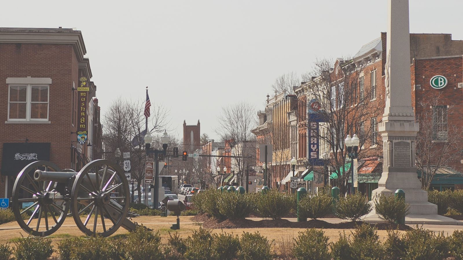 Things to do in Franklin TN - Downtown