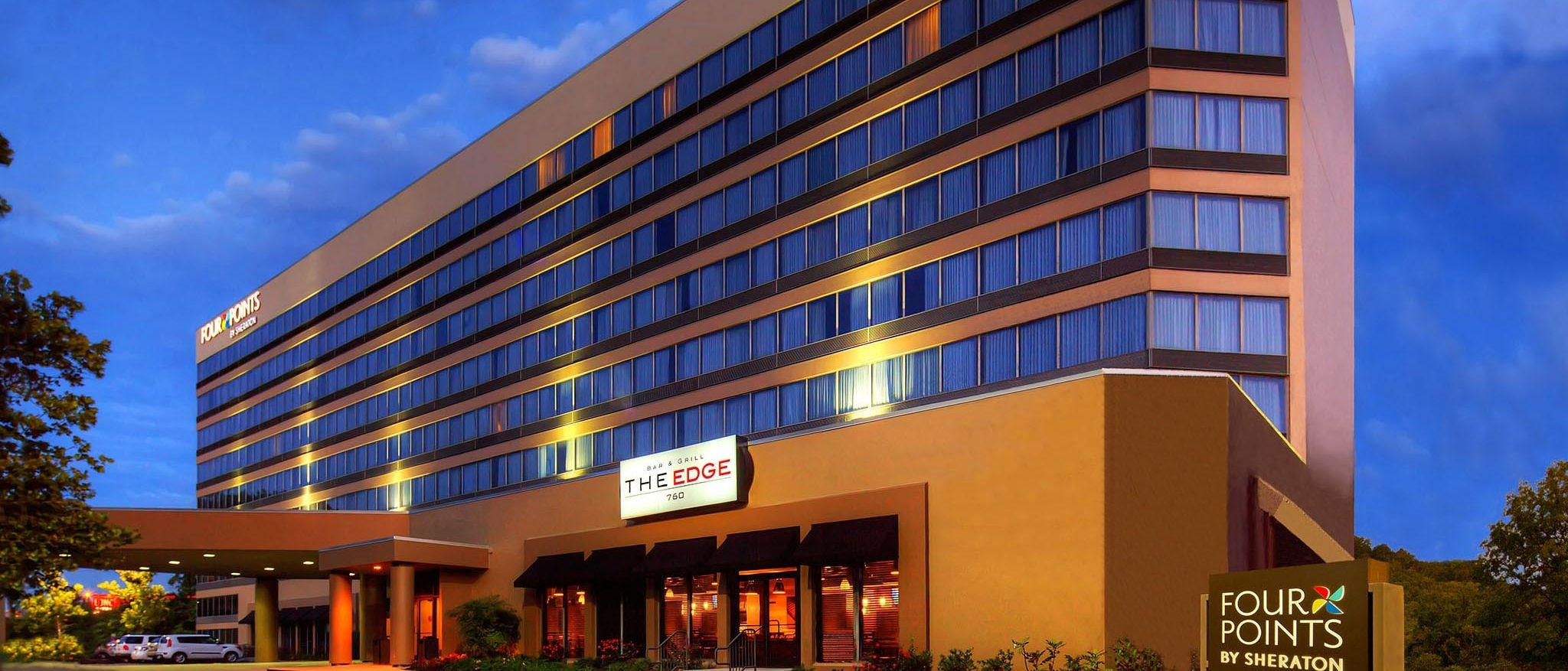 Four Points by Sheraton Nashville - Brentwood - Hotel Exterior